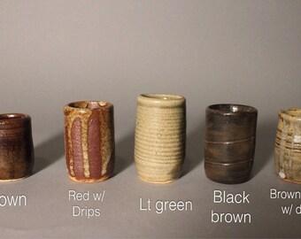 Handmade Ceramic Shot Glasses