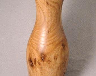 American Black Ash Vase