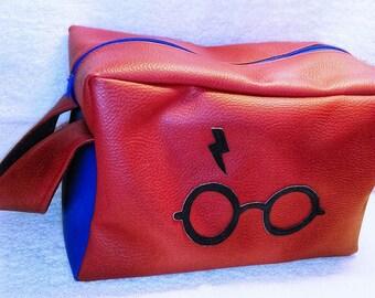 Harry potter custom Toiletry Kit