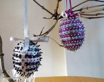Sequinned Baubles