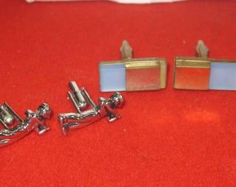 R- 67 Vintage cuff links