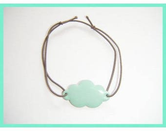 ♥Bracelet elastic cloud ♥