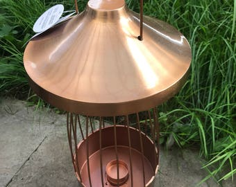 Elegant Modern Copper metal lanterns