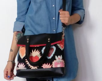 Handbag and shoulder bag