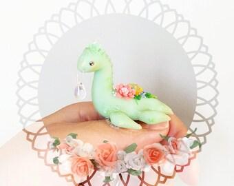 Jade Mini Nessie for March - Sale