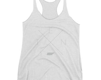 Tennessee Home Racerback Tank Top – Tennessee Shirt, TEN Tank