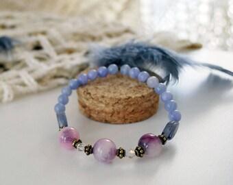 Bracelet three beads