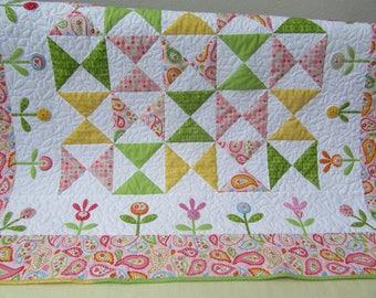 Quilt / patchwork quilt