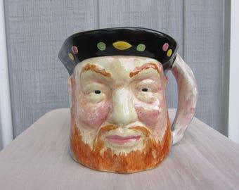 Vintage Henry VIII Toby Mug