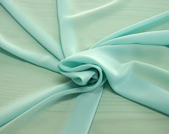 301083-Chinese natural silk crepe 100%, width 135/140 cm, made in Italy, dry cleaning, weight 88 gr