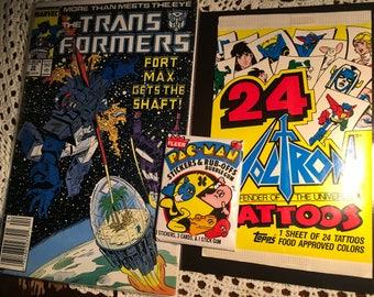 80s Saturday Morning Comic Bliss