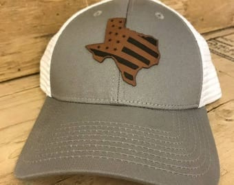 Texas Stars and Stripes Hat