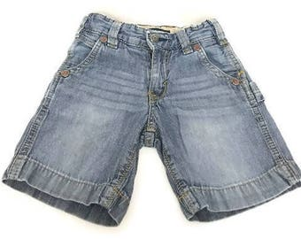 Baby Gap Wash shorts Toddler Jean Size 3T