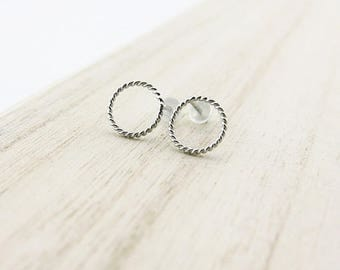 Mini earrings geometric BOFA05005