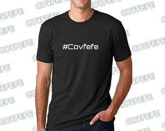 Covfefe Men Shirt - Covfefe Trump Shirt