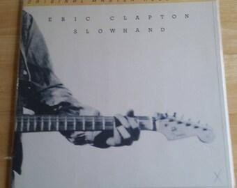 Eric Clapton - Slowhand - MFSL 1-030  - 1977 - 1980 Mobile Fidelity Sound Labs Pressing - Original Master Recording - NM!
