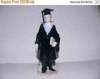 ON SALE Vintage Adeline Figurine 'The Graduate'