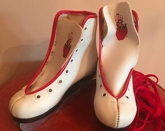 Vintage Ice Skates Etsy