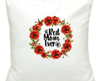Mother's Day Cushion Cover Moder's Day Gift Idea