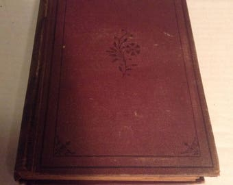 The Language and Poetry of Flowers. Circa 1897 Edition.