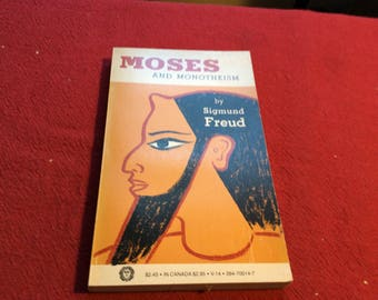 Moses and Monotheism, 1967 Edition