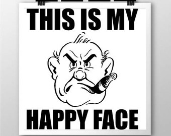 This is my happy face SVG