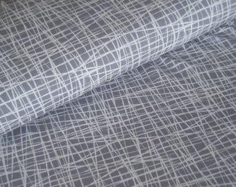 Scaffolding grey cotton Jersey