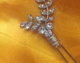 Beautiful Brooch Hairpin