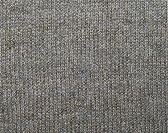 Lot 2 wool mesh knitted khaki coupons