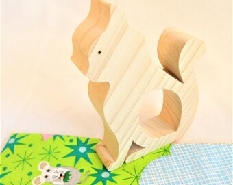 """ROUND of NAPKINS in wood, spruce, multi-bois, douglas or """"Cat"""" natural Robinia, table decoration for any event (wedding, party..."""