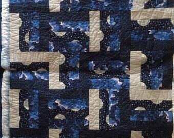A Handmade Patchwork Quilt