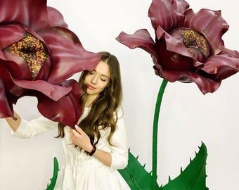 Giant Flowers Workshop