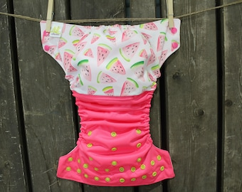 Layer washable watermelons