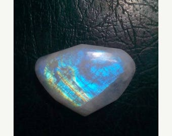 80% OFF SALE Rainbow Moonstone Fancy Cabochon