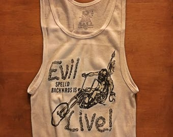 Evil Livin' Tank Top