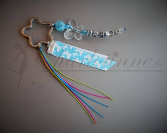 key Butterfly personalized with name or message