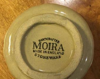 Vintage Moira stoneware bundt cake