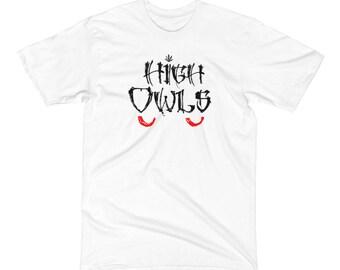 High Owls Men's Short Sleeve T-Shirt