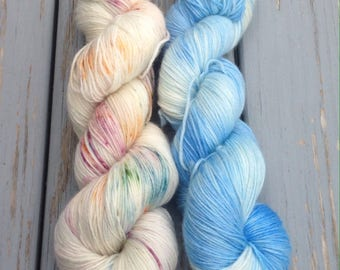 Pride and Prejudice Set - Hand dyed yarn