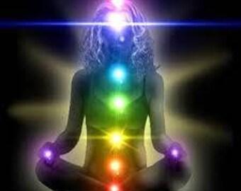 Spiritual Chakra Journey Reading Via Email