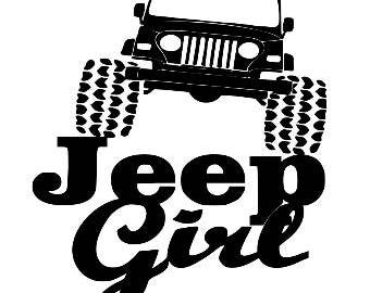 JEEP Jeeps 4 Wheelers Vinyl Decal Sticker Free Shipping Yeti Window Car Laptop Wine Glass Coffee Beer Mug Frame Sports Bottle Sticker