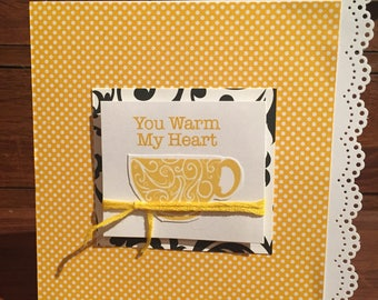 Yellow Teacups