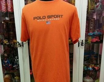 Vintage 90's Polo Sport Ralph Lauren T Shirt
