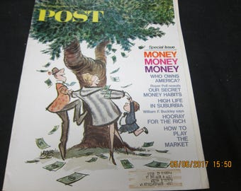 Saturday Evening Post December 30, 1967 - Special Issue