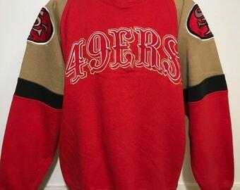 Vintage San Fransisco 49ers Sweatshirt L/XL