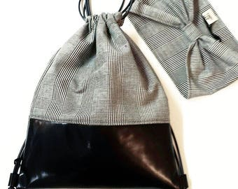 Prince of Wales Bag/leatherette