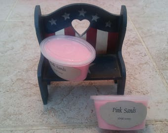 Pink Sands (Yankee Candle Type) Soy Wax Tart