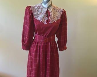 Donna Morgan for Non Stop dress/1980s dress
