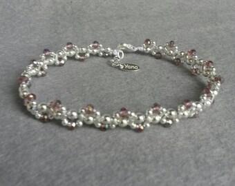 Yana Irina way lace bracelet