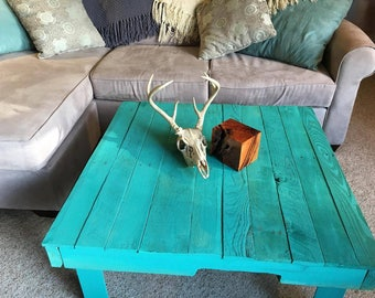 Pallet Coffee Table (Shipping Included)